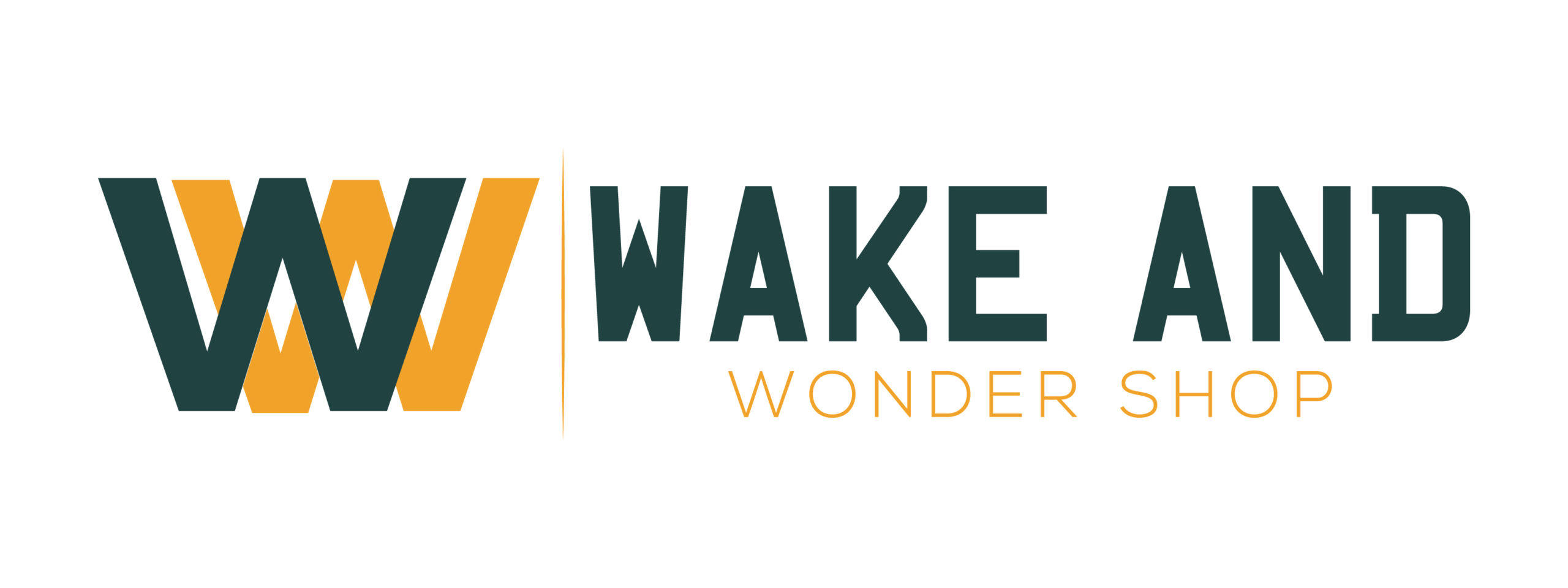 wake and wonder shop