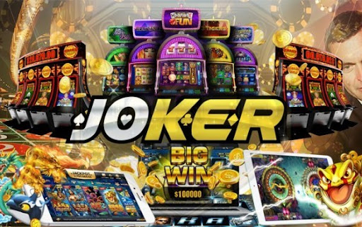 Joker123 Slot Machine New Online Slot Game